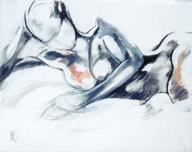 Reclining Figure  SOLD